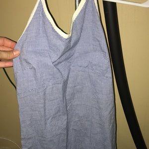 Vintage 90's halter dress